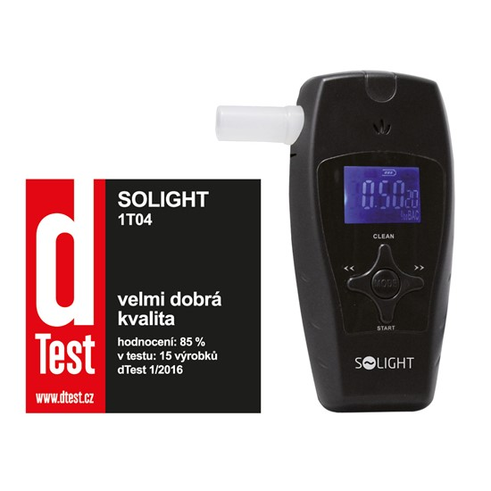 Alkohol tester Solight 1T04