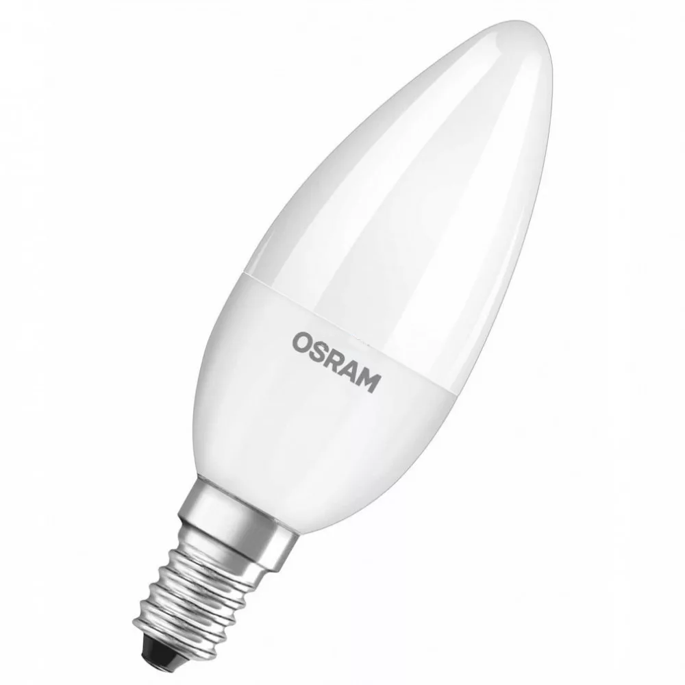 Osram Value CL B 40 5,7W 6500K daylight E14 470lm LED